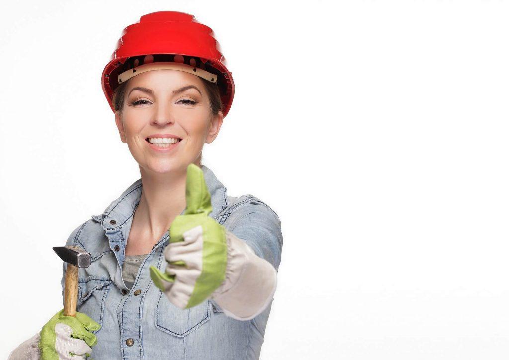 bedrijfskleding vrouw