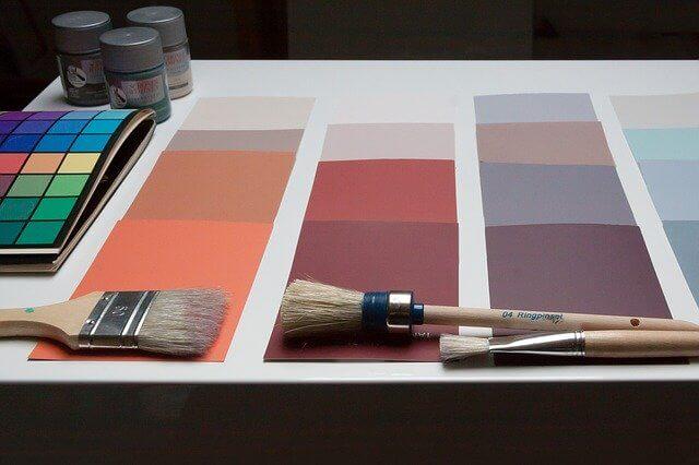 Kleur aanbrengen in je interieur